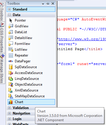 Intro to the ASP NET Charting Control – Michael Bowersox's Blog
